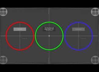 Diese Sammlung an 4K Testvideos zur Bildkalibrierung ist kostenlos!
