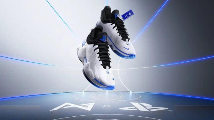 So sehen die neuen Sneaker PG 5 PlayStation 5 Colorway aus