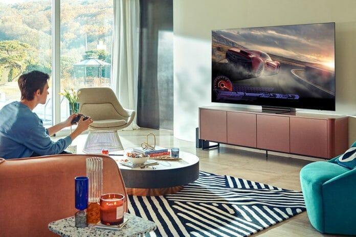 Samsung bewirbt die Gaming-Features seiner TVs immer aggressiver.