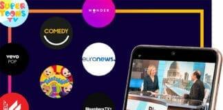Samsung TV Plus gibt es nun auch für Smartphones und Tablets