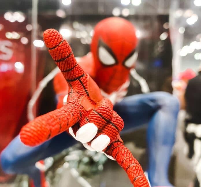 Spider-Man stößt bald zu Disney+