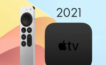 Apple TV 4K (2021) mit A12 Bionic SoC und HDMI 2.1