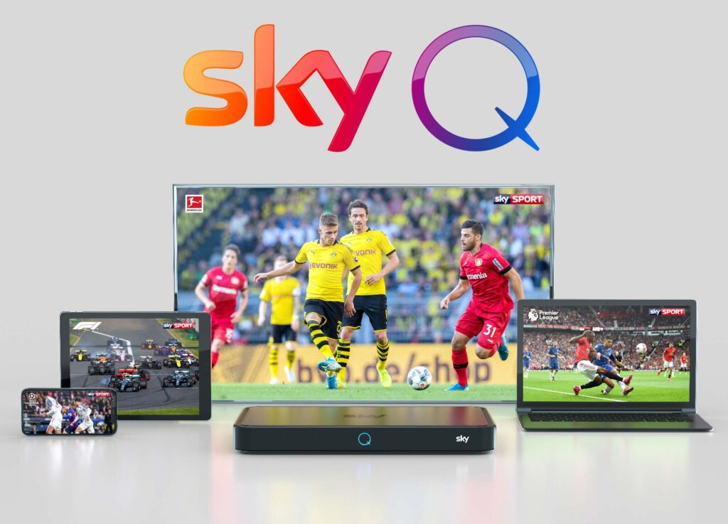 Die 4K/UHD-Highlights auf Sky Q im April 2021