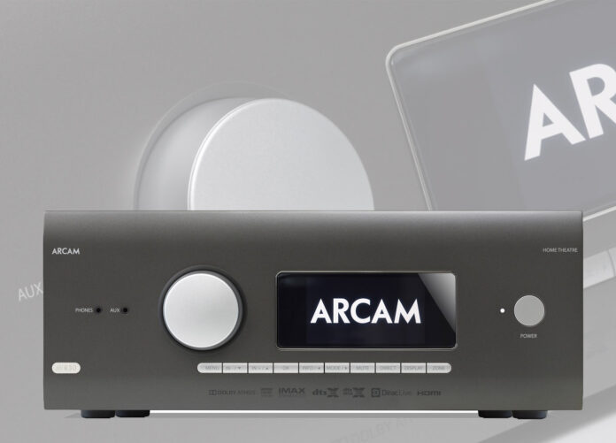 Arcam HDMI 2.1-Upgrade via Board-Tausch