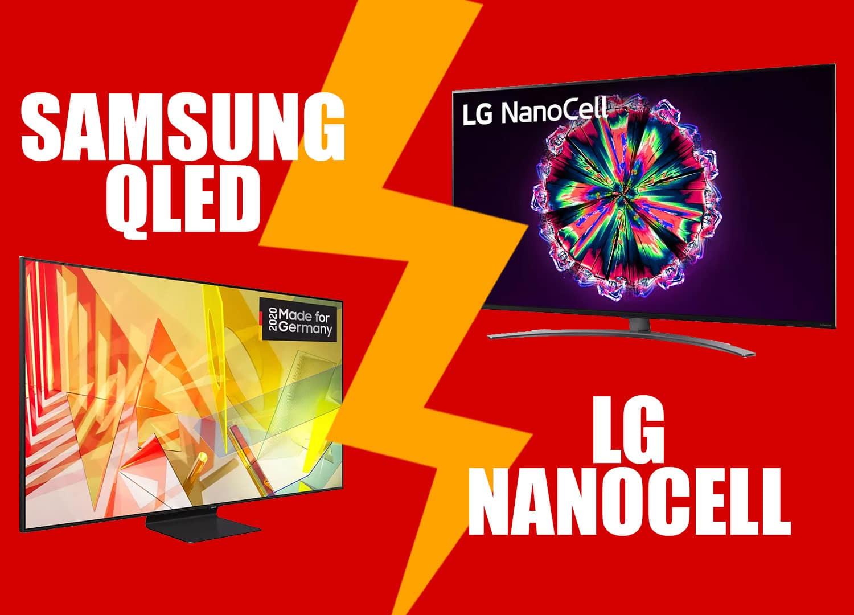 Bestpreis-Battle-Samsung-QLED-gegen-LG-NanoCell-Nur-heute-