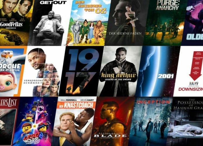 Günstiger bekommt man 4K Filme nicht zu kaufen als im Apple iTunes Store!