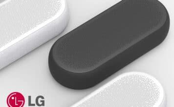 LG DQP5 Eclair - Die wohl kleinste Dolby Atmos Soundbar der Welt
