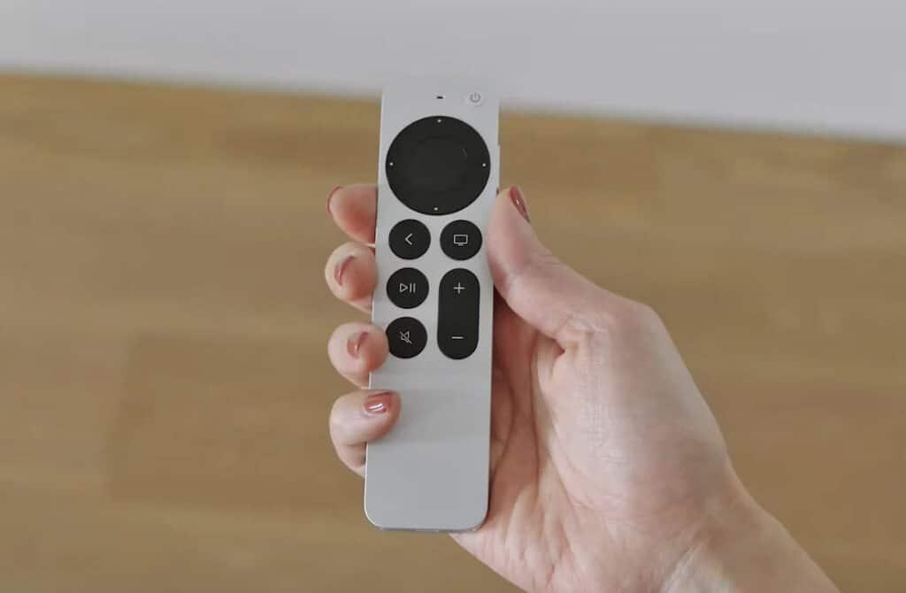Endlich! Eine neue Apple TV Fernbedienung mit Klickrad (Clickwheel)
