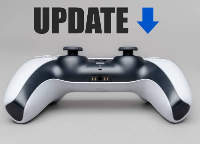 PlayStation 5 (PS5) April 2021 Update Firmware