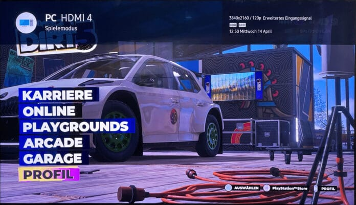 PS5 Spiele mit 120Hz funktionieren jetzt auch mit HDR auf Samsung QLED TVs