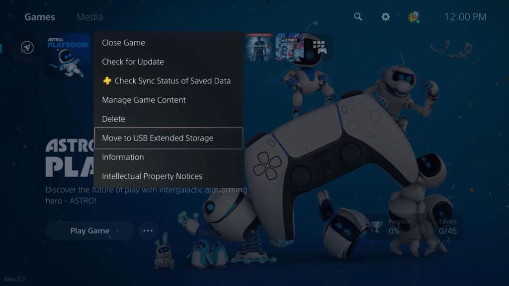 PS5 Spiele lassen sich jetzt auf USB-Festplatten archivieren, jedoch nicht von diesen starten