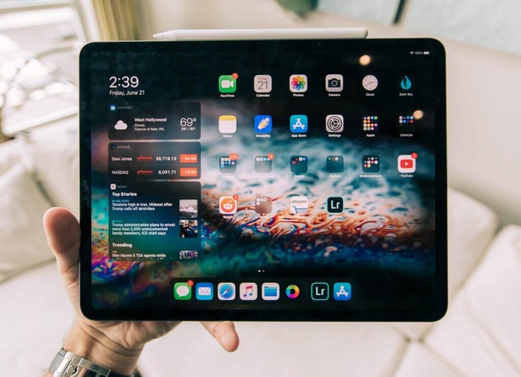 Das letzte iPad Pro wurde fast genau vor einem Jahr auf der Apple Webseite angekündigt