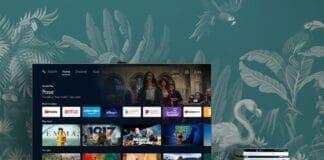 Hier ist noch Android TV 11 zu sehen.