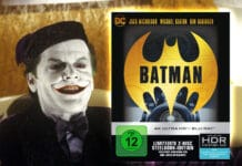 Da freut sich nicht nur der Joker: Batman auf 4K Blu-ray im Test