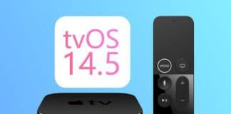 tvOS 14.5 steht ab sofort für den Apple TV 4K (2017) und den Apple TV HD bereit