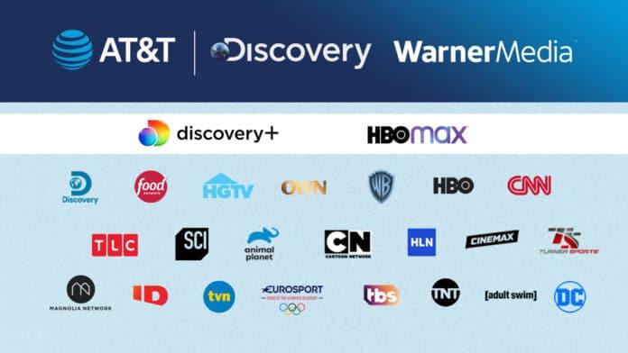 AT&T gliedert WarnerMedia aus und vereint das Spin-off mit Discovery.