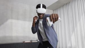 Die Oculus Quest 2 ist eines der beliebtesten VR-Headsets.