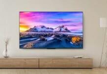 Xiaomi hat seine neue TV-Reihe Mi TV P1 vorgestellt