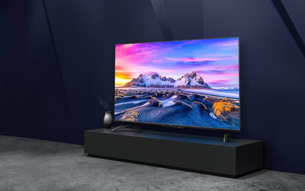 Die Xiaomi Mi TV P1 sind bei Amazon.de bereits gelistet.