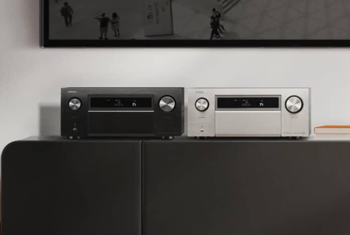 Die neuen AVC-X8500HA 8K-AV-Verstärker mit HDMI 2.1 von DENON