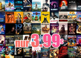 Günstiger geht nicht. 4K Filme für je nur 3.99 Euro auf iTunes kaufen