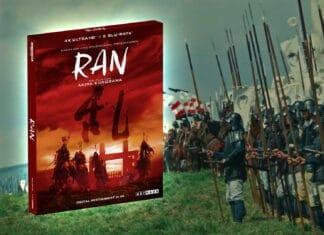 RAN 4K Blu-ray Cover