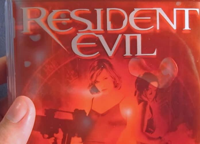 Die 4K Blu-ray von Resident Evil erscheit als limitierte Blood Pack Edition