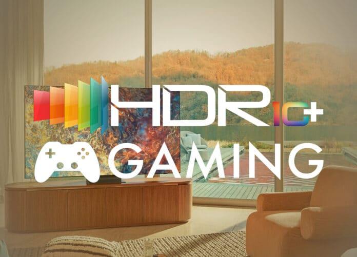 Samsung HDR10+ Gaming