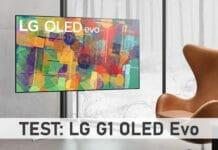Der LG G1 4K OLED evo TV im ausführlichen Test!