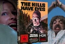 "Die ""The Hills Have Eyes"" 4K Blu-ray inkl. HDR und DTS-HD MA 5.1 Surround-Sound"