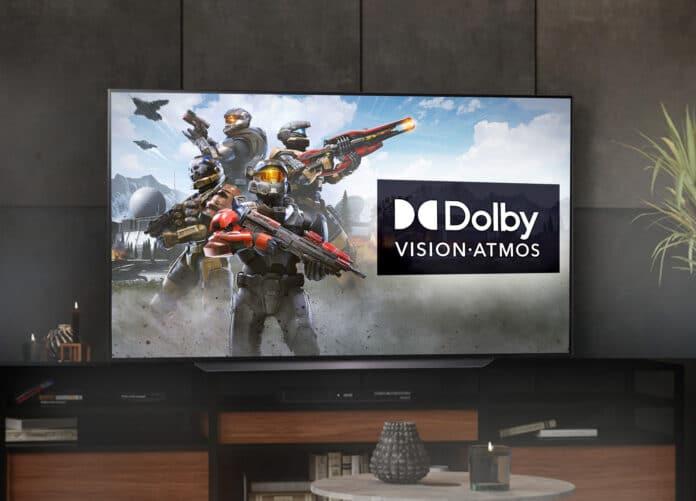 4K 120Hz Dolby Vision auf LG OLED TV 2021 nach Update