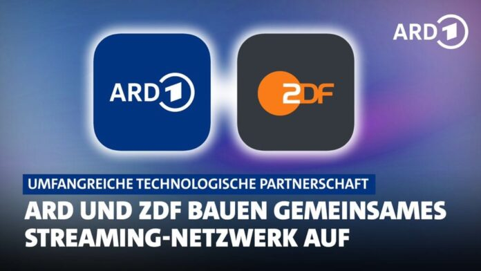 ARD & ZDF wollen ein Streaming-Netzwerk aufbauen.