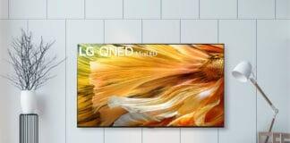 LGs QNED mit Mini-LED-Technik sind bald im Handel zu haben.