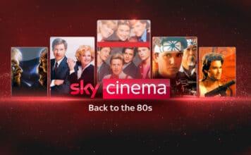 Sky Cinema Back to the 80es startet im Juli 2021