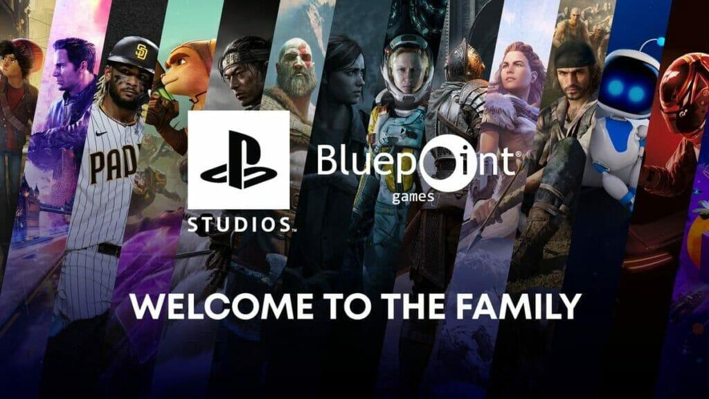 Bluepoint Games gehört wohl nun ebenfalls zu den PlayStation Studios.