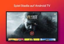 Google Stadia gibt es nun als App für Android TV
