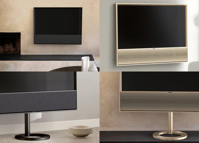 Beovision Contour 4K OLED TV in 55 Zoll von Bang & Olufsen