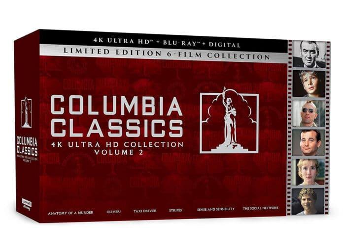 Jetzt vorbestellbar: Columbia Classics Collection Vol. 2 auf 4k Blu-ray