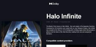 Halo Infinite läuft mit Dolby Vision und Dolby Atmos auf PC & Xbox Series X|S