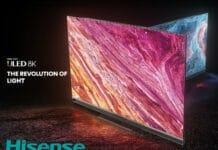 Hisense U9G 8K Mini-LED TV