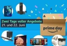 Jetzt beim Prime Day 2021 sparen! (bis 22. Juni)