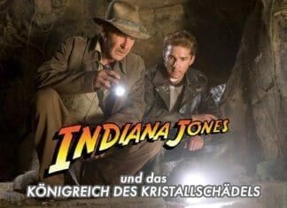 Test Indiana Jones Königreich des Kristallschädels 4K Blu-ray