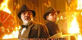 Top Bild - top Ton... Indiana Jones und der letzte Kreuzzug auf 4K Blu-ray
