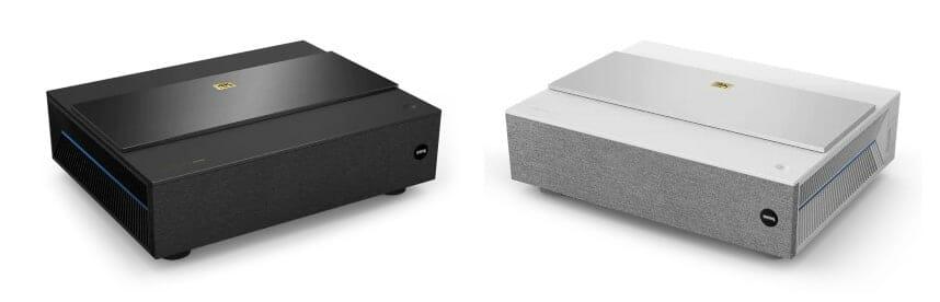 Der V7050i (links) und der V7000i (rechts) erweitern BenQs UST-Segment