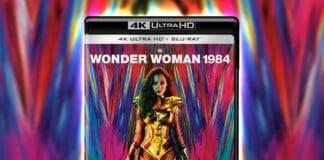 Wonder Woman 1984 4K Blu-ray vorbestellen