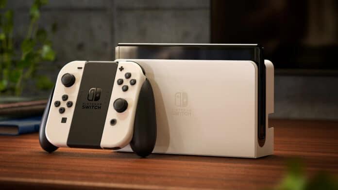 Nintendo hat eine neue Switch mit OLED-Display vorgestellt