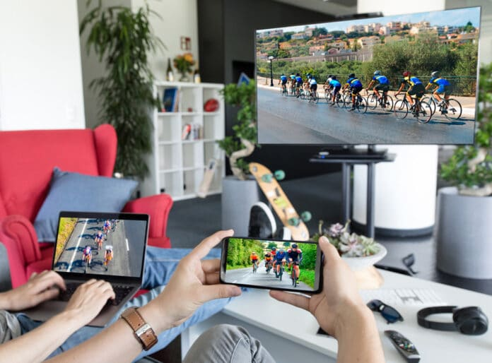Samsung Sportsworld Mobile bietet euch eine neue Second-Screen-Erfahrung.