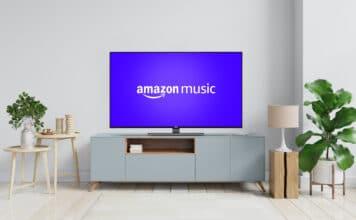 Amazon Music hält auf den TVs von Vestel Einzug.