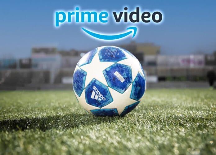 Amazon zeigt die UEFA Champions League in 4K / UHD.