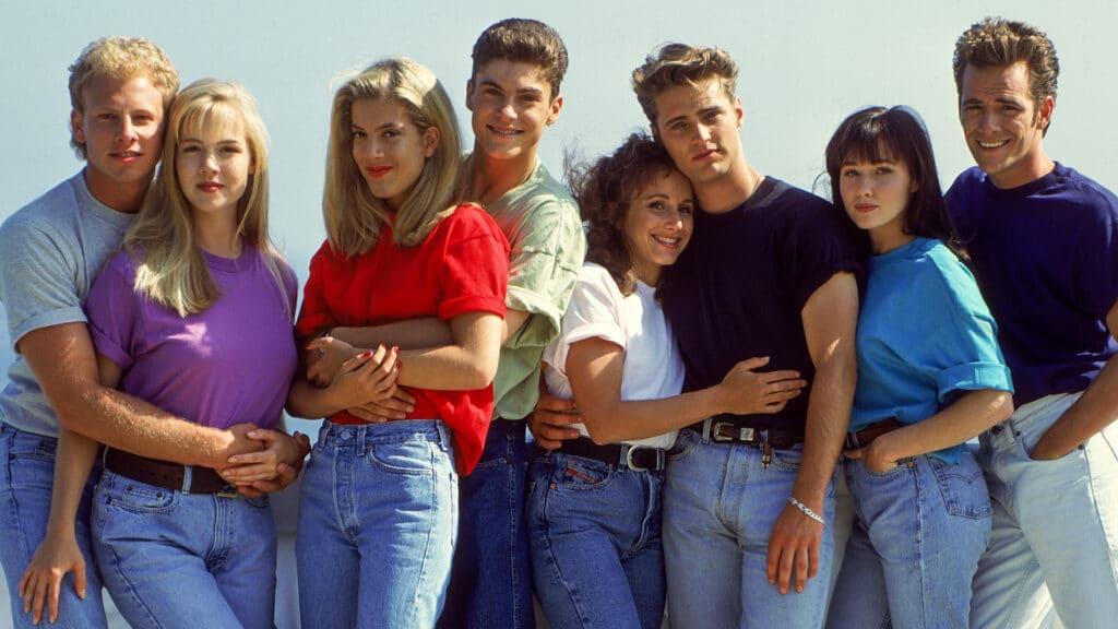 """Wer möchte sich die Zeitreise nach """"Beverly 90210"""" antun?"""